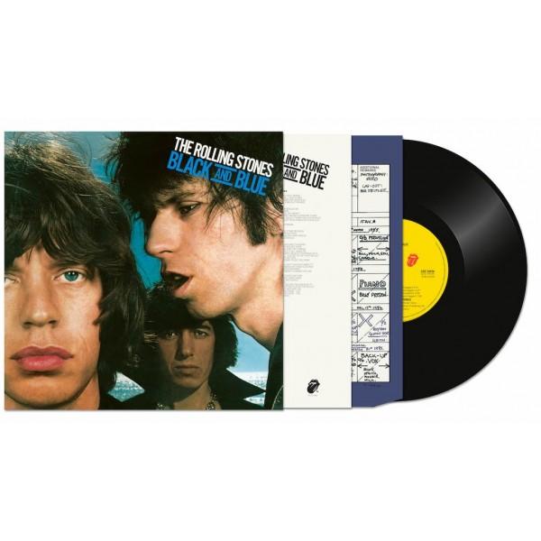 ROLLING STONES THE - Black And Blue (180 Gr. Vinyl Half Speed Rimasterizzato)
