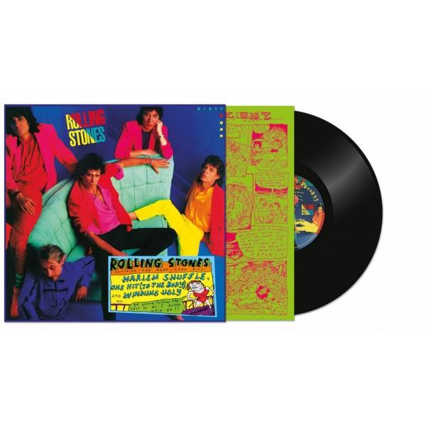 ROLLING STONES THE - Dirty Work (180 Gr. Vinyl Half Speed Rimasterizzato)