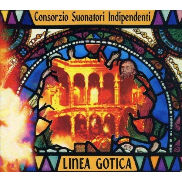 C.S.I. - Linea Gotica (180 Gr. Clear Vinyl Limited Edt.)