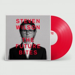 WILSON STEVEN - The Future Bites (red Vinyl)