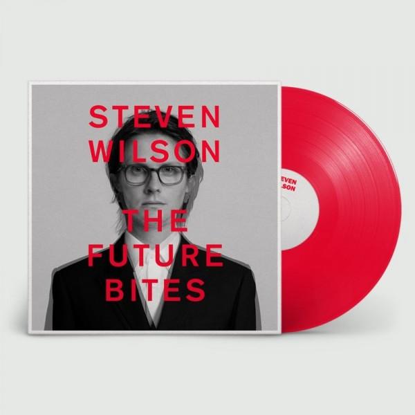 WILSON STEVEN - The Future Bites (red Vinyl)