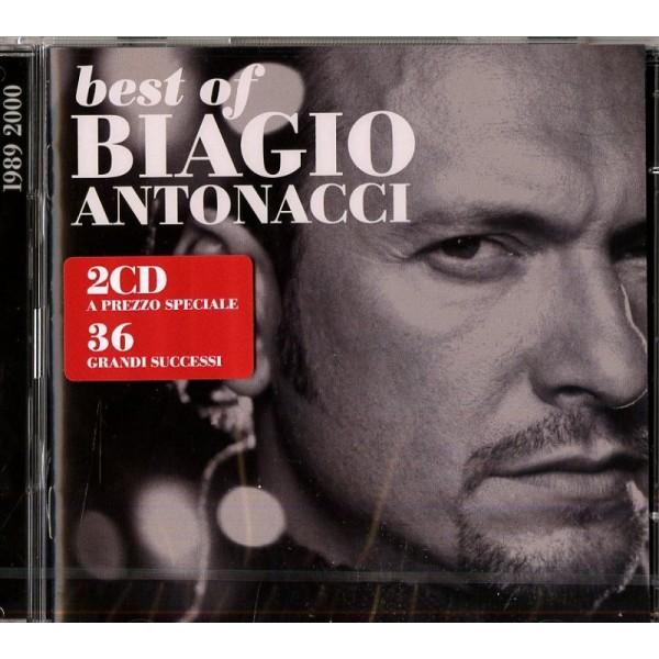 ANTONACCI BIAGIO - Best Of 1989-2000