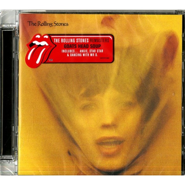 ROLLING STONES - Goats Head Soup(2009 Remasters)