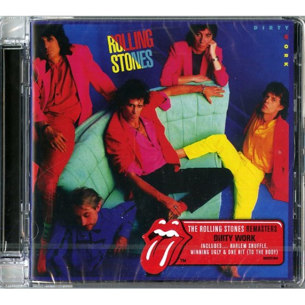 ROLLING STONES - Dirty Work
