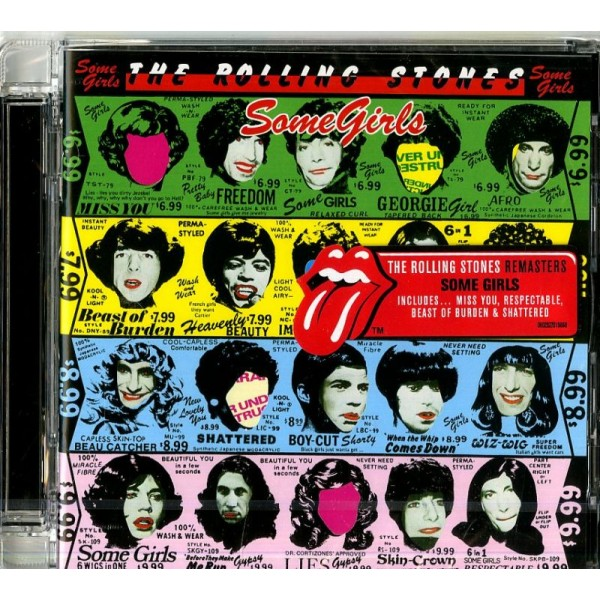 ROLLING STONES THE - Some Girls (2009 Remasters)