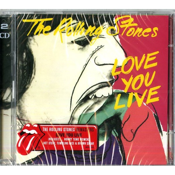 ROLLING STONES - Love You Live (remasters)