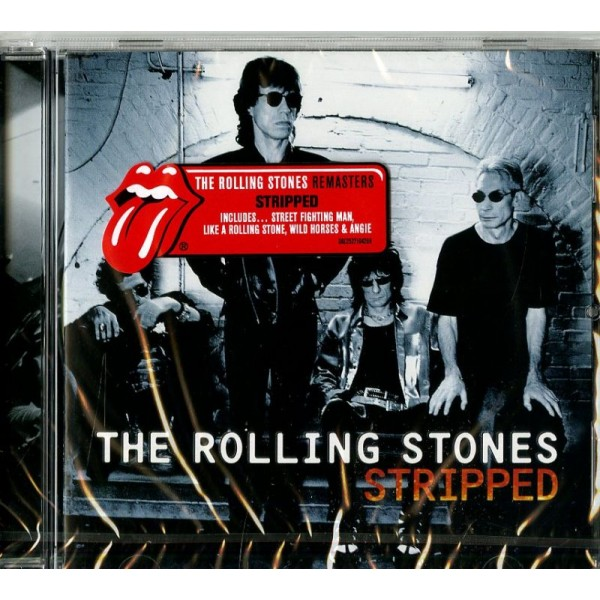 ROLLING STONES THE - Stripped