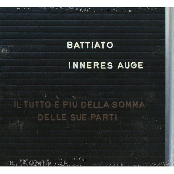 BATTIATO FRANCO - Inneres Auge