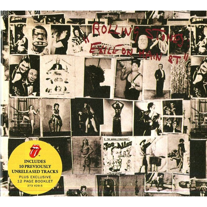 ROLLING STONES - Exile On Main Street (deluxe Edt )