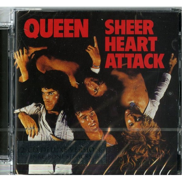 QUEEN - Sheer Heart Attak (deluxe Edt.)