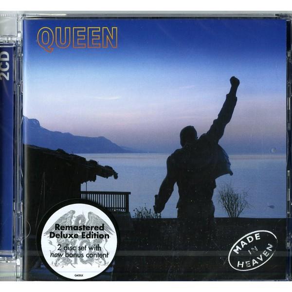 QUEEN - Made In Heaven (deluxe Edt.)