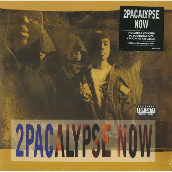 2 PAC - 2pacalypse Now