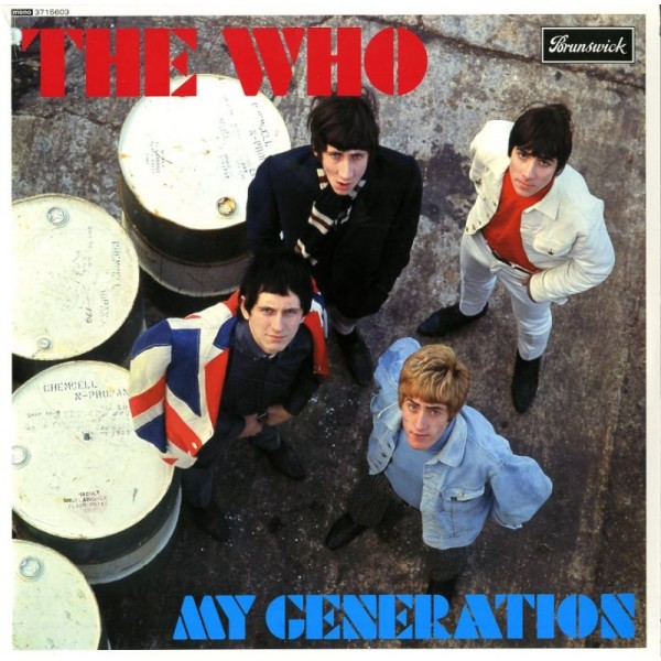 WHO THE - My Generation
