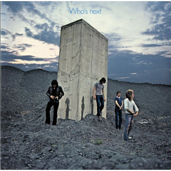 WHO THE - Who's Next