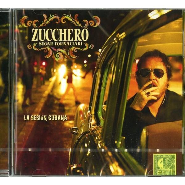 ZUCCHERO - La Sesion Cubana (jewel Box)