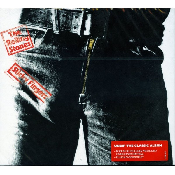 ROLLING STONES - Sticky Fingers (deluxe Edt.)
