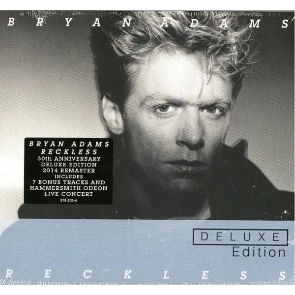 ADAMS BRYAN - Reckless (deluxe Edt.)