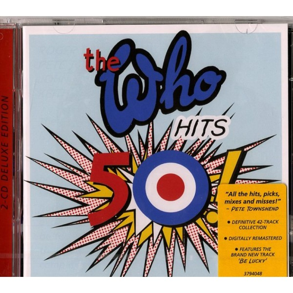 WHO THE - Hits 50 (deluxe Edt.)