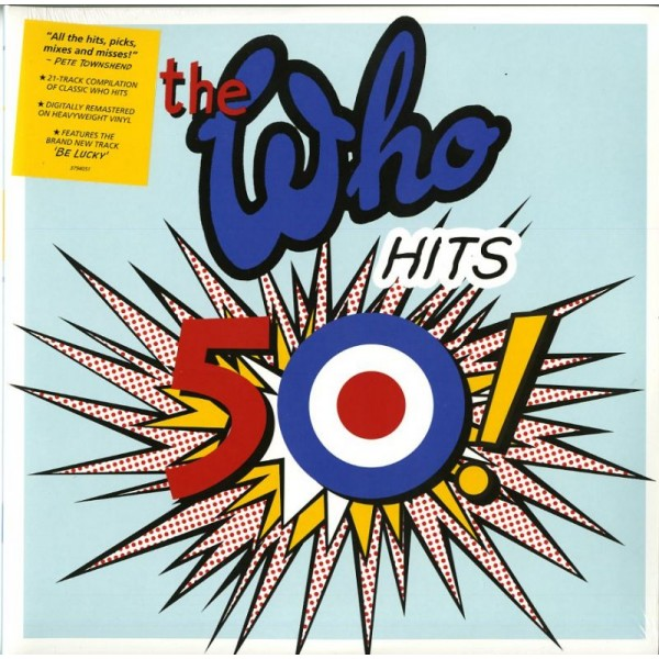 WHO THE - The Who Hits 50