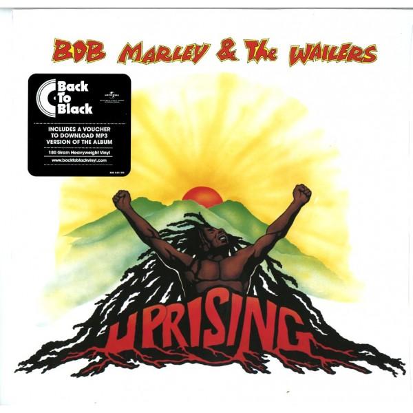 MARLEY BOB & THE WAILERS - Uprising