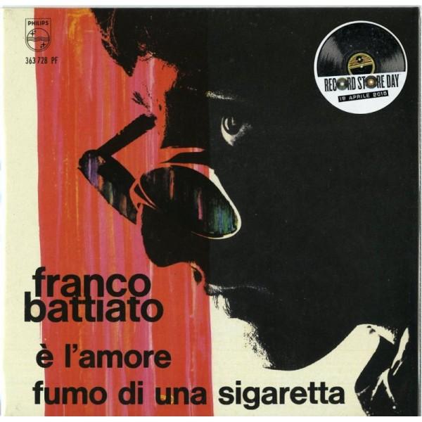 BATTIATO FRANCO - E' L'amore, Fumo Di Una Sigaretta