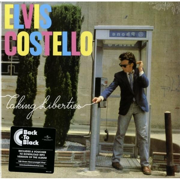 COSTELLO ELVIS - Taking Liberties (180gr)