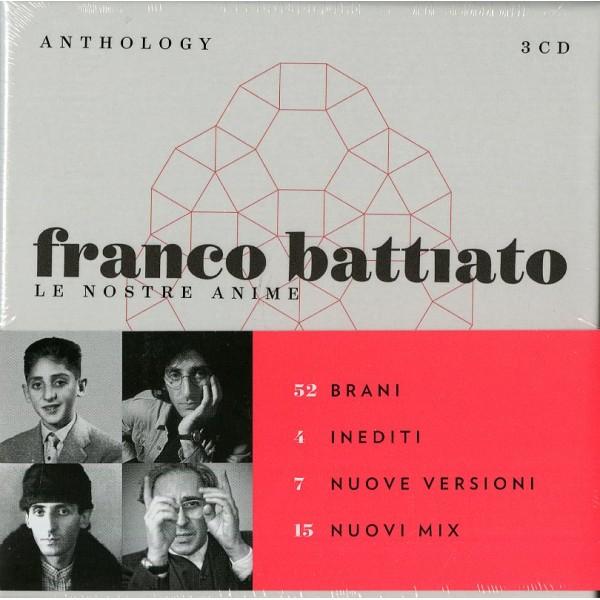 BATTIATO FRANCO - Anthology Le Nostre Anime