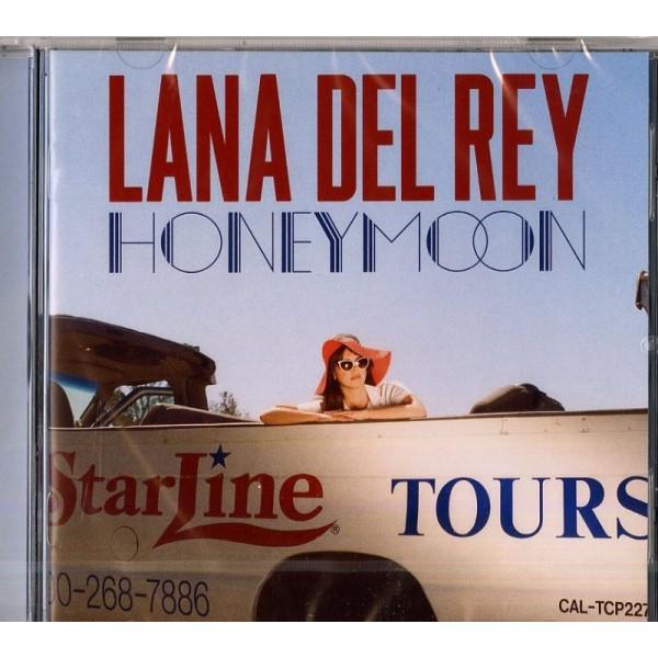 DEL REY LANA - Honeymoon