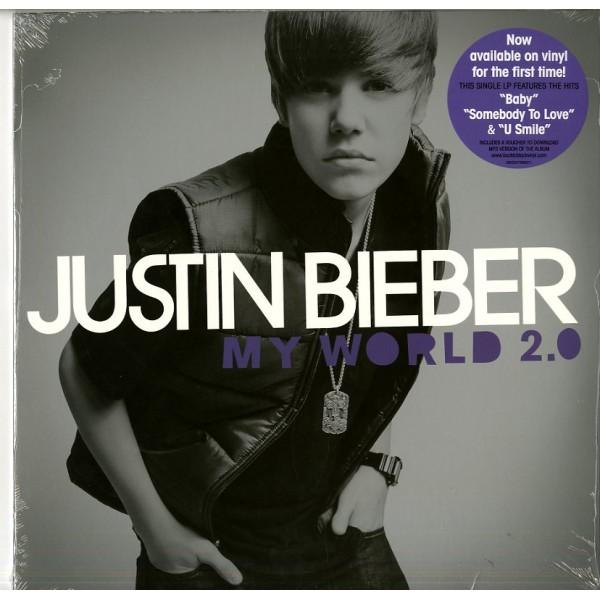 BIEBER JUSTIN - My World 2.0