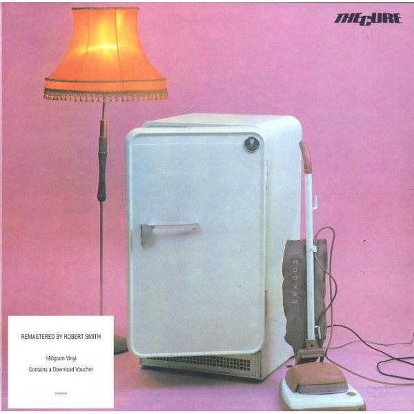 CURE THE - Three Imaginary Boys