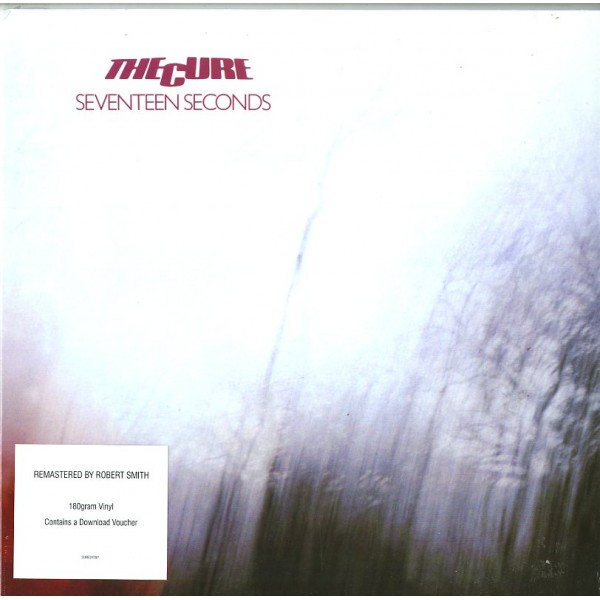 CURE THE - Seventeen Seconds