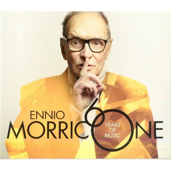 MORRICONE ENNIO - Morricone 60 Years Of Music