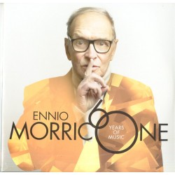 MORRICONE ENNIO - Morricone 60 Years Of Music