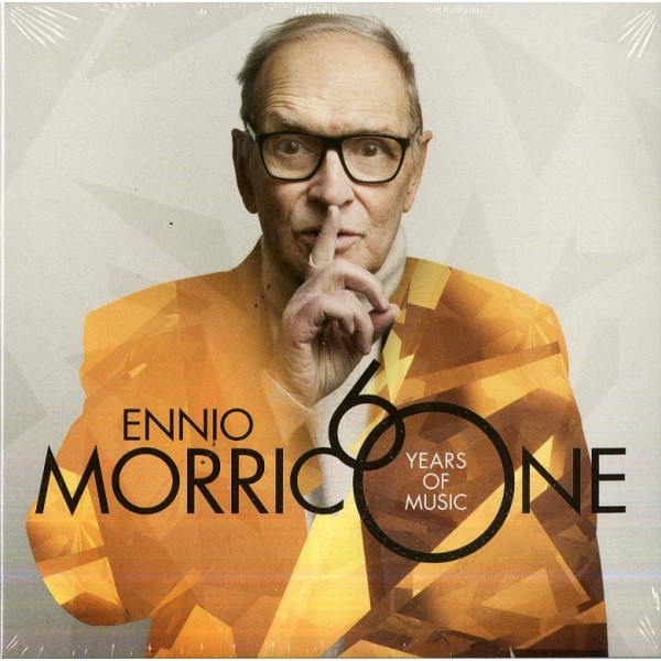 MORRICONE ENNIO - Morricone 60 Years Of Music (deluxe Edt.cd+dvd)