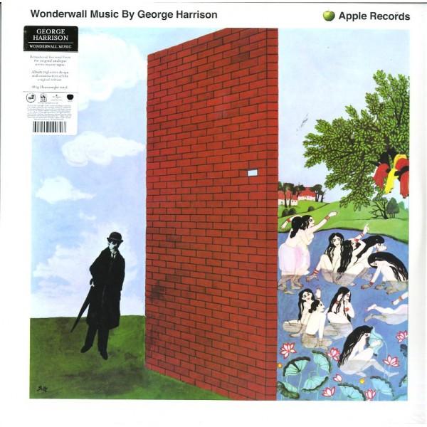 HARRISON GEORGE - Wonderwall Music