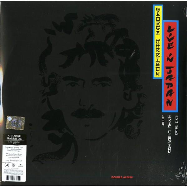 HARRISON GEORGE - Live In Japan