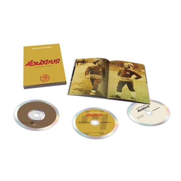 MARLEY BOB & THE WAILERS - Exodus 40 (deluxe Edt.box Set)