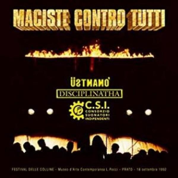 C.S.I. & USTMAMO' - Maciste Contro Tutti