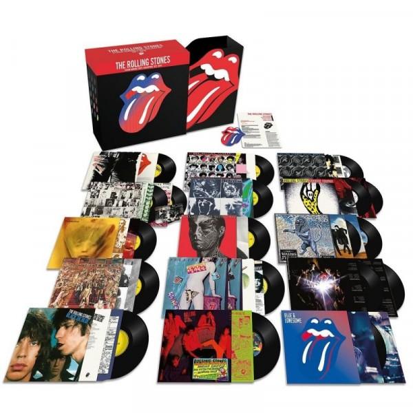 ROLLING STONES - The Studio Albums 1971 2016 (box Set Limited Edt.180 Gr.rimasterizzati)