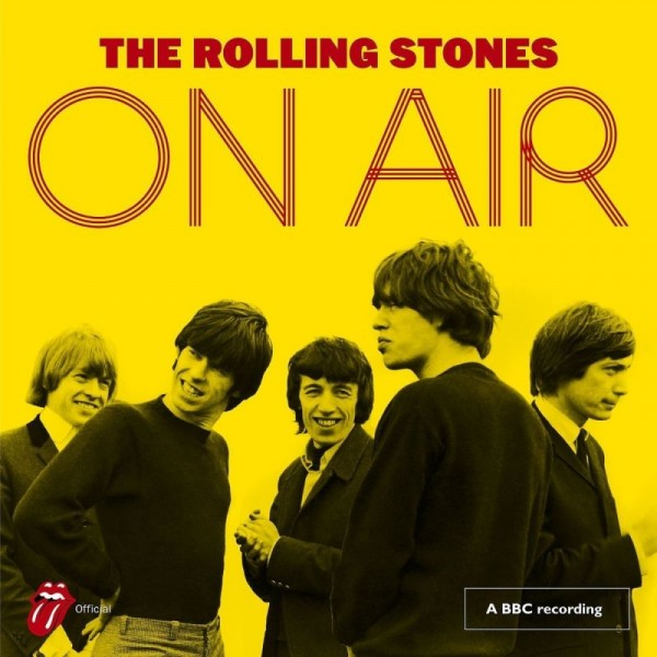ROLLING STONES THE - On Air (deluxe Edt.)