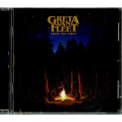 VAN FLEET GRETA - From The Fires