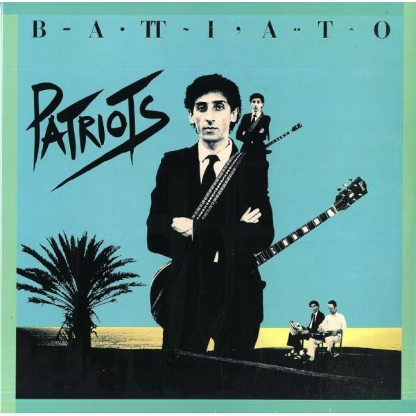 BATTIATO FRANCO - Patriots