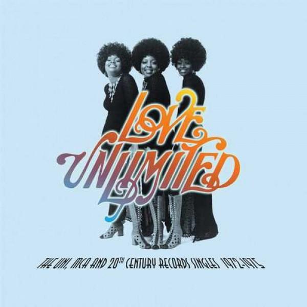 LOVE UNLIMITED ORCHESTRA - The Uni,mca,20th Century Records Singles