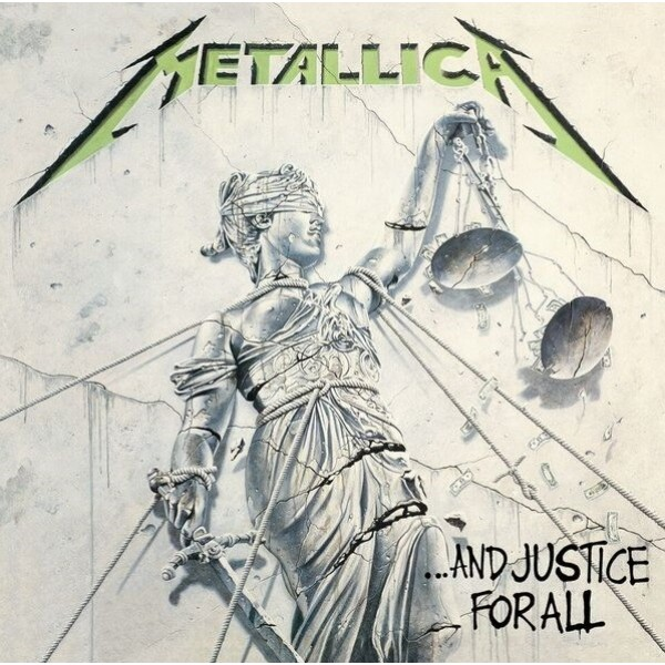 METALLICA - ...and Justice For All (30th Anniversary Rimasterizzato)