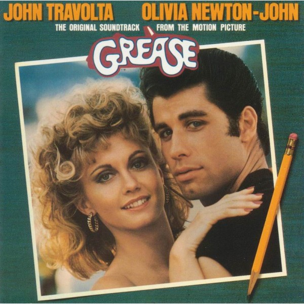 O.S.T.-GREASE - Grease (40th Anniversary 180 Gr. Limited Edt. Con Download Voucher)