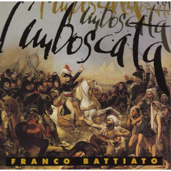 BATTIATO FRANCO - L'imboscata (180 Gr. Rimasterizzato)