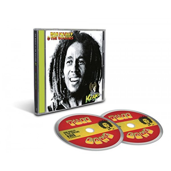 MARLEY BOB - Kaya - 40th Anniversary (cd+cd Remix Stephen Ragga Marley)
