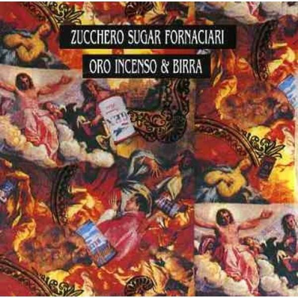 ZUCCHERO - Oro Incenso E Birra (30th Anniversary Edt. 180 Gr. Remastered)