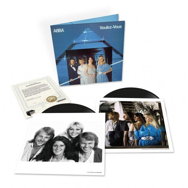 ABBA - Voulez Vous (half Speed Mastering)