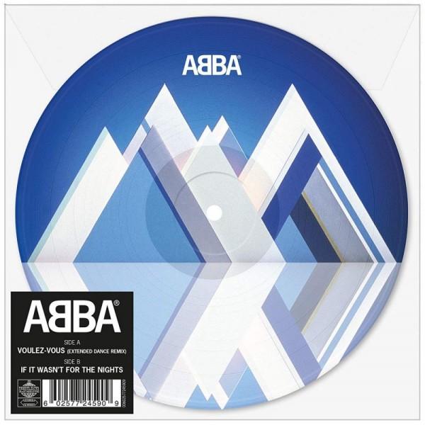 ABBA - Voulez Vous (extended Dance Mix 7'' Picture Limited Edt.)